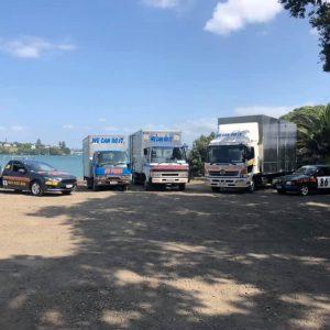 Office Movers Trucks Fleet